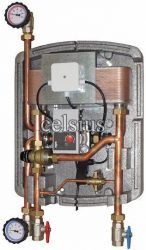 Celsius DH fresh water modul - thermostatic