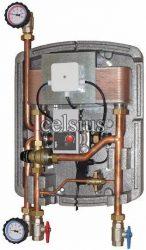 Celsius modul pentru apă caldă proaspătă 20l/min - termostatic