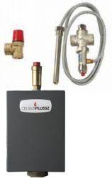 Celsius safety heat exchanger