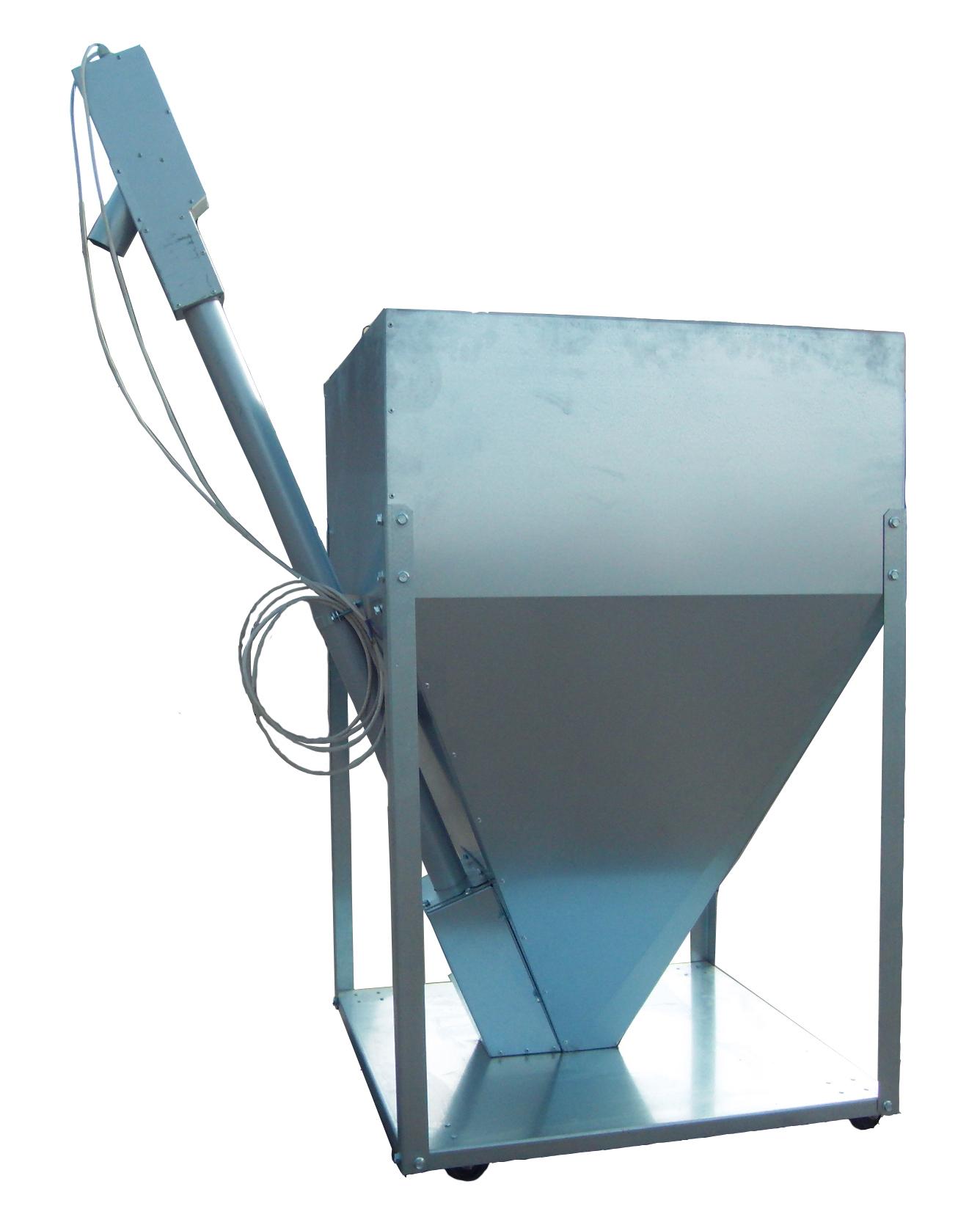Celsius pellet tank