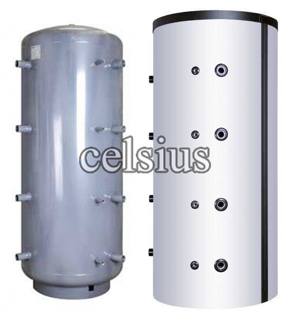 Celsius puffer tartály