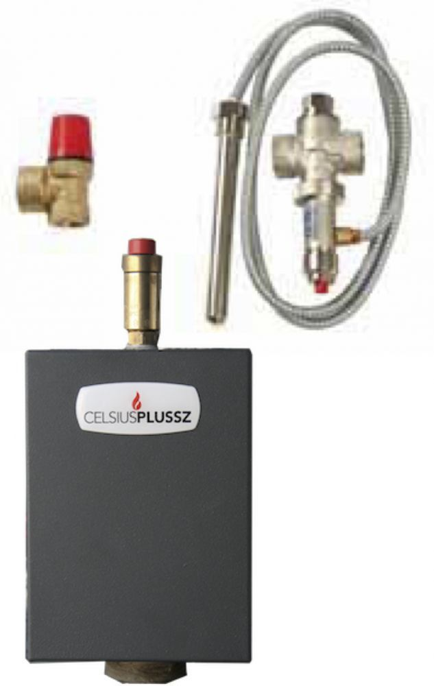 Celsius Biztonsági Hőcserélő