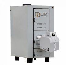 Celsius B-max boiler with 100 kW pellet burner