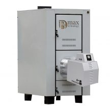 Celsius B-max boiler with 200 kW pellet burner