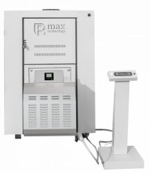 Celsius B-max boiler with 300 kW pellet burner