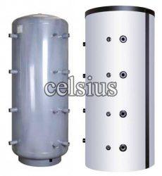 Celsius insulated buffer tank 1000l shorter version