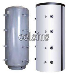Celsius izolované akumulačné nádrže 1500l