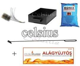 Celsius boiler cleaning package