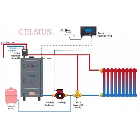Celsius combi 50-56 I. zjednodušený systém