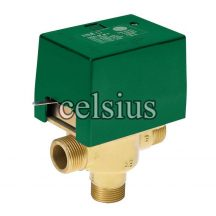 "3-way motorized diverter valve 1"""