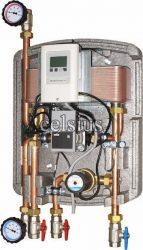 Modul Celsius pentru apă caldă potabilă cu comandă electronică de 40l/min