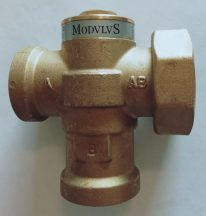 Boiler protection valve Kvs: 7,2