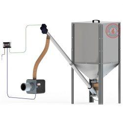PellasX 35 mini REVO burner equipment