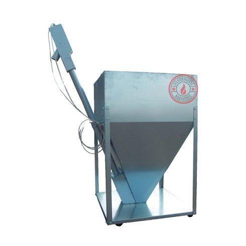 Pellet tartály (200 kg)