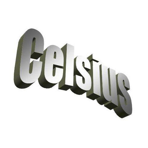 R. F. - Celsius Combi 23 - 25 fa/pellet kazán-berendezés egyszerűsített rendszer
