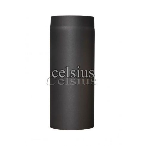 Steel flue 50 cm - 300 mm