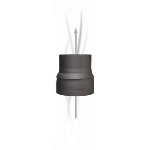 Steel reducer 250/200