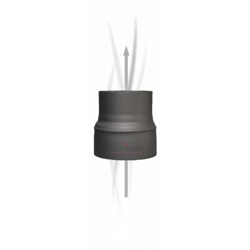Steel reducer 150/132