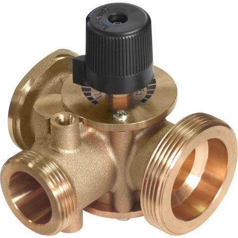 3 cestný zmiešavací ventil s By-pass