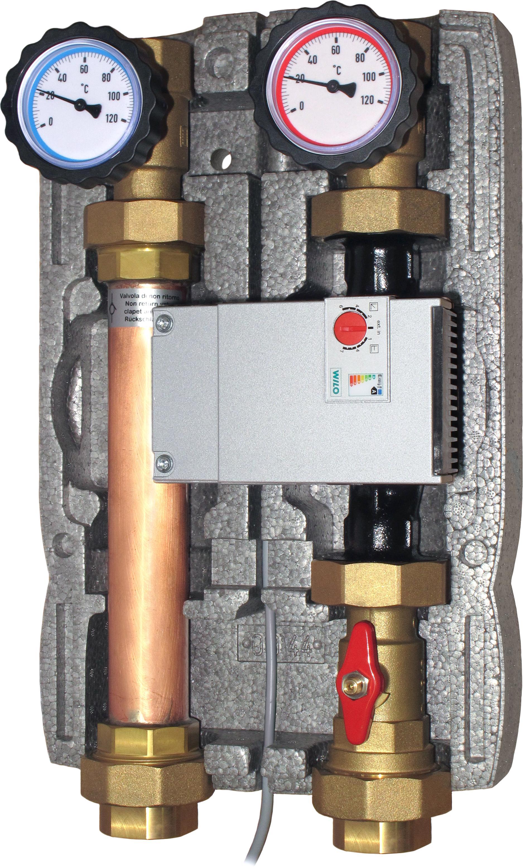 Unmixed pump unit 5/4