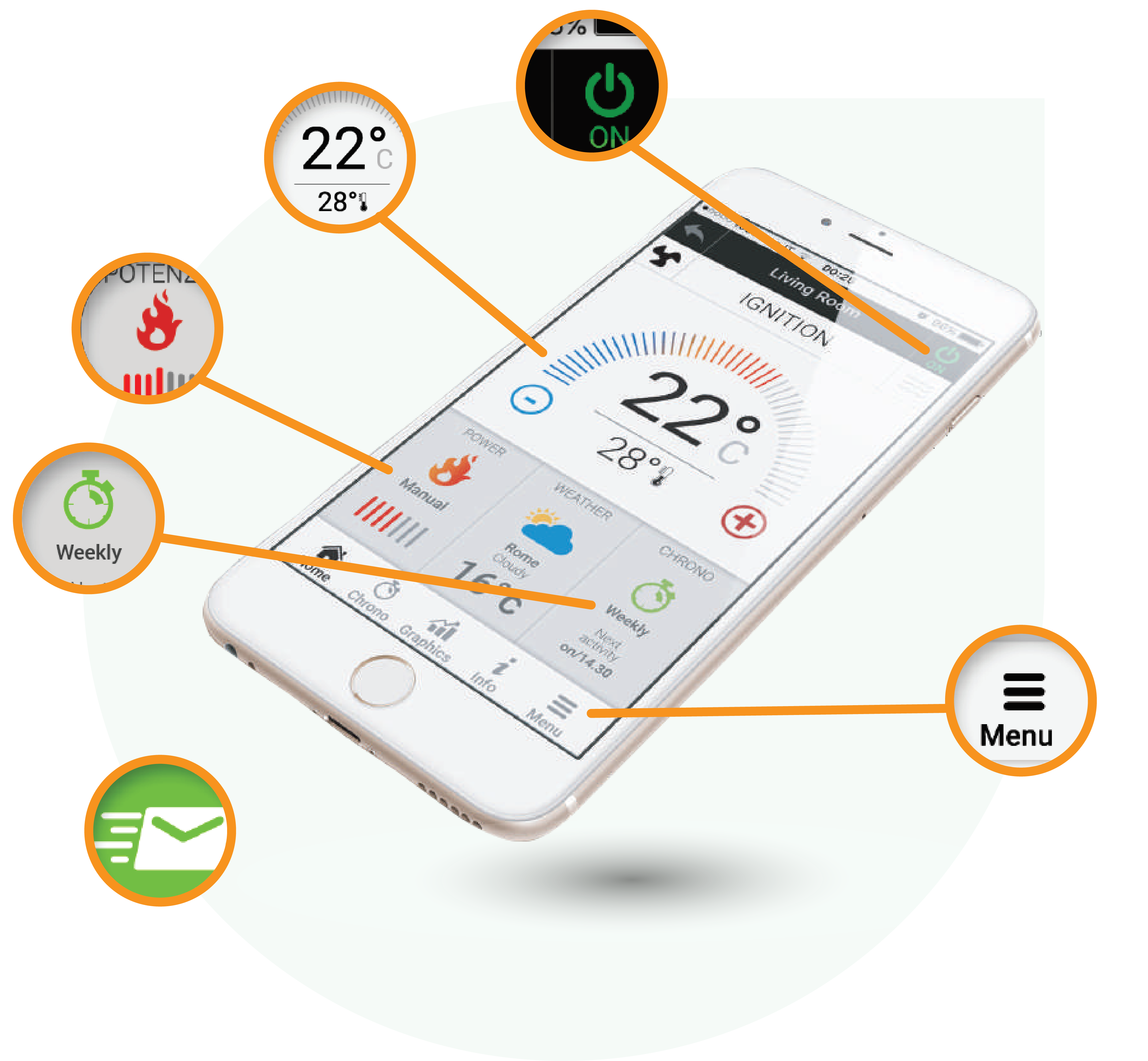 B-Max telefon applikáció